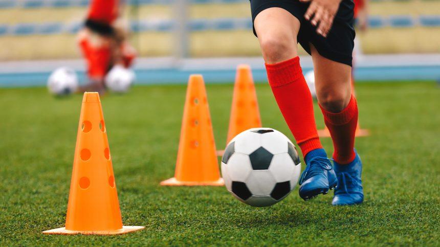 Prudence pour le camp de soccer de Saint-Laurent