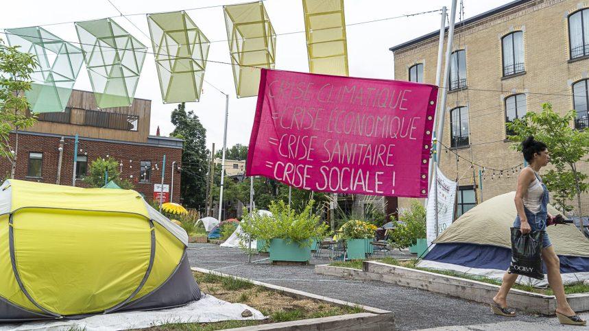 Mobilisation citoyenne grandissante à Montréal pour une relance verte