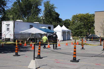 Nouvelle clinique de dépistage sans rendez-vous à Saint-Laurent