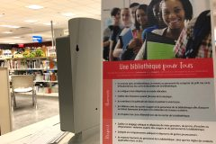 Montréal-Nord: vers la fin du «cartage» des jeunes à la bibliothèque?