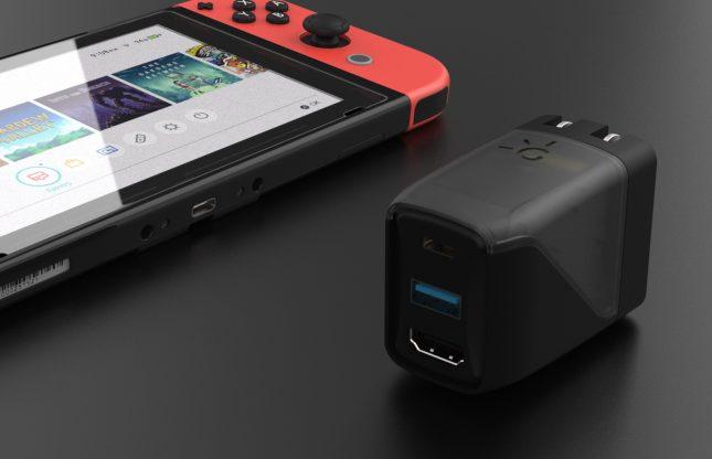 Genki Covert Dock: un dock miniature non-officiel pour Nintendo Switch