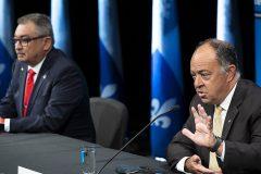 COVID-19: près de 300 éclosions actives au Québec