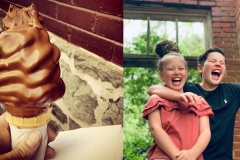La meilleure crème glacée molle de Charlevoix