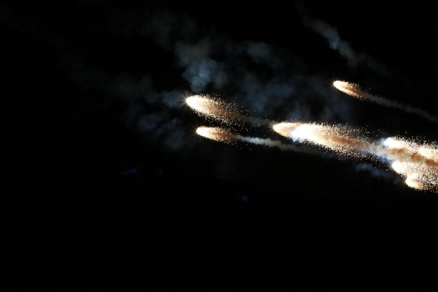 Des feux d'artifice troublent la quiétude à Rivière-des-Prairies