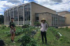 Changement de vocation aux jardins Skawanoti