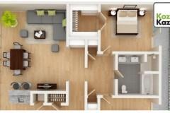 Un logiciel gratuit de plan de maison 3D et d'aménagement intérieur