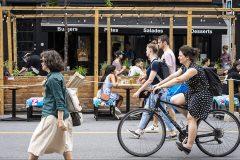Pandémie: la saignée des restaurants se poursuivra longtemps