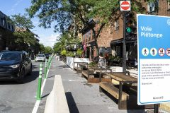Réaménagement de la rue Notre-Dame: l'arrondissement fait volte-face