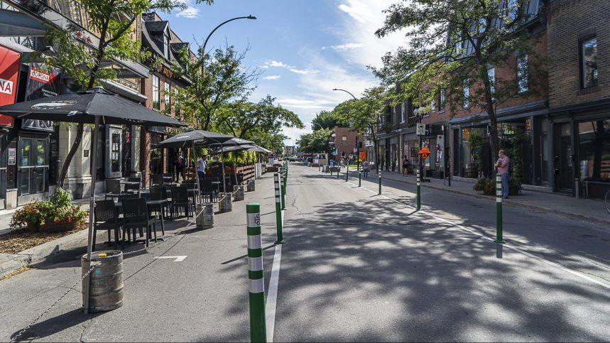 Pistes cyclables: Valérie Plante s'oppose à «Boycott Montréal»
