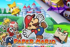 Venez découvrir Paper Mario: Origami King en direct avec Jeux.ca