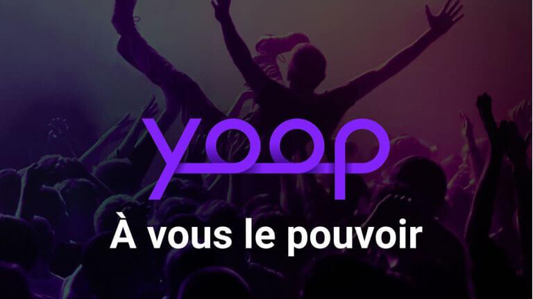 plateforme concert virtuel espace yoop