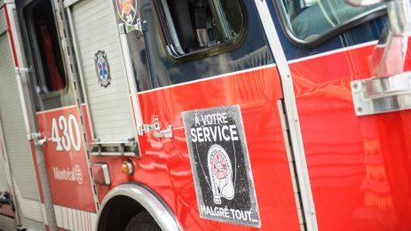Vague de solidarité à la suite d'un incendie à Pointe-aux-Trembles