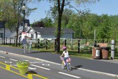 Vers un corridor piéton et cyclable sur le boulevard Gouin