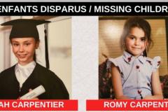 Alerte Amber: deux fillettes recherchées au Québec