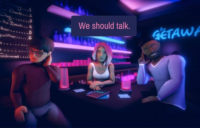 Critique – We Should Talk
