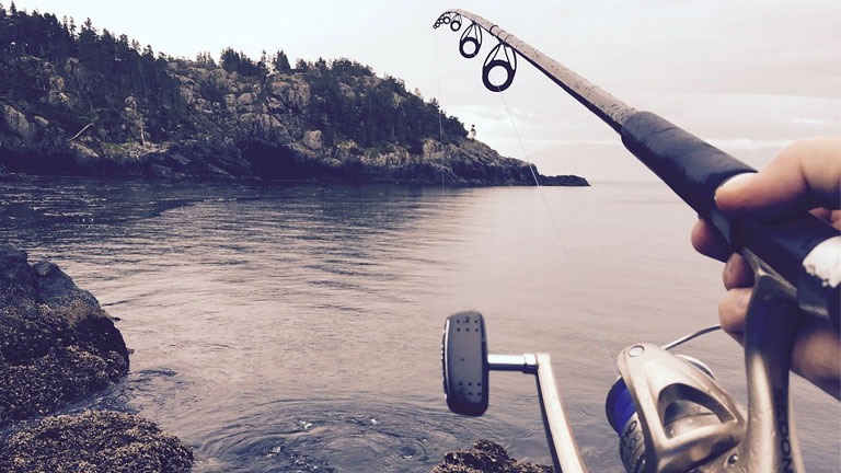 Zones pêche Québec