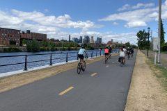 Le sud-ouest de Montréal à vélo