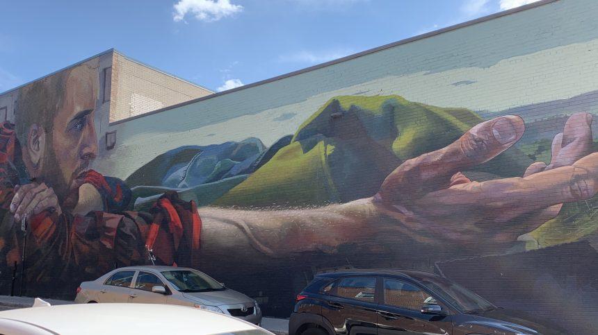 L'art à deux coins de rue dans le Sud-Ouest