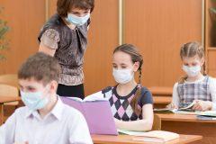 Le nombre d'écoles touchées par la COVID-19 en hausse