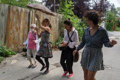 Des «balades dansées» pour redonner le sourire aux aînés