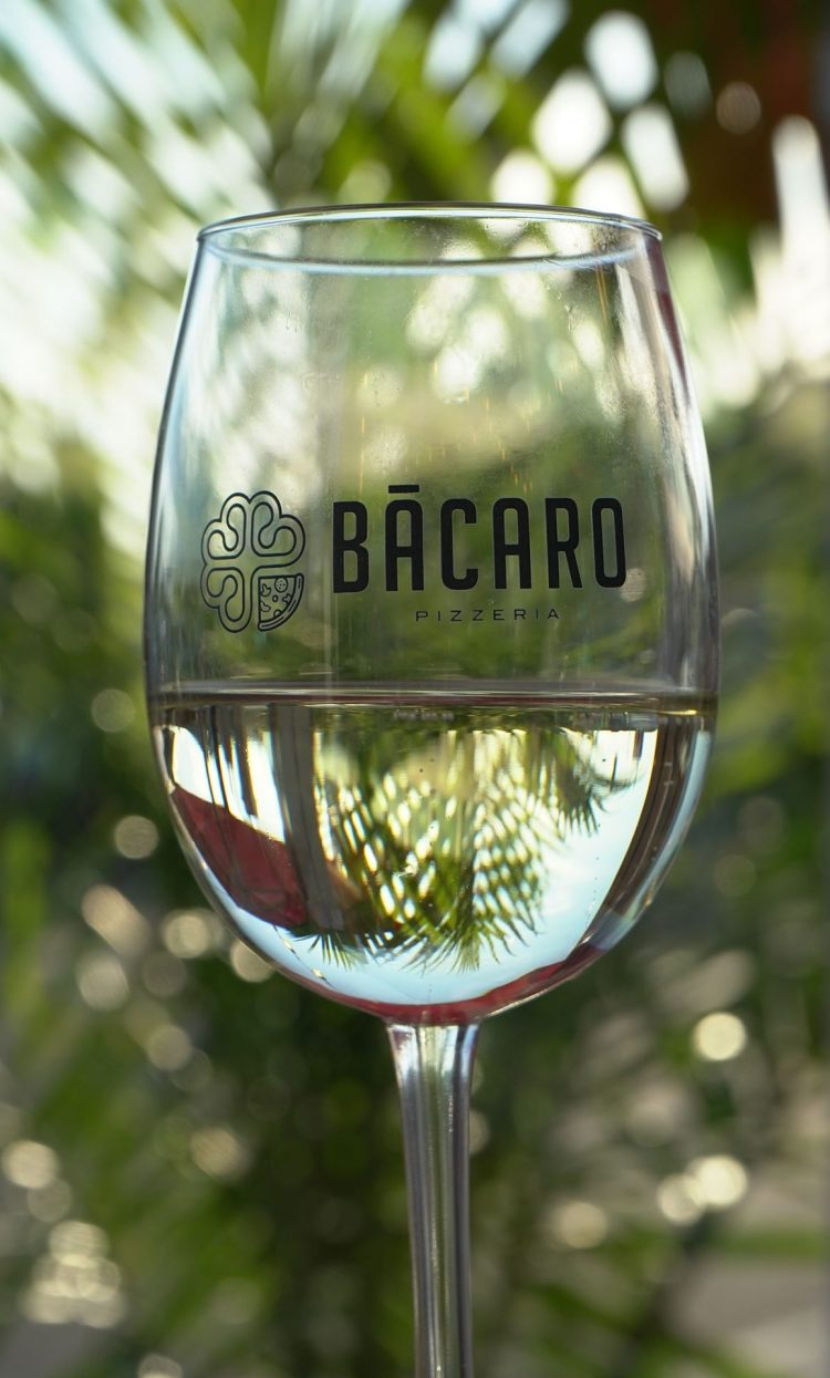 Coupe de vin blanc