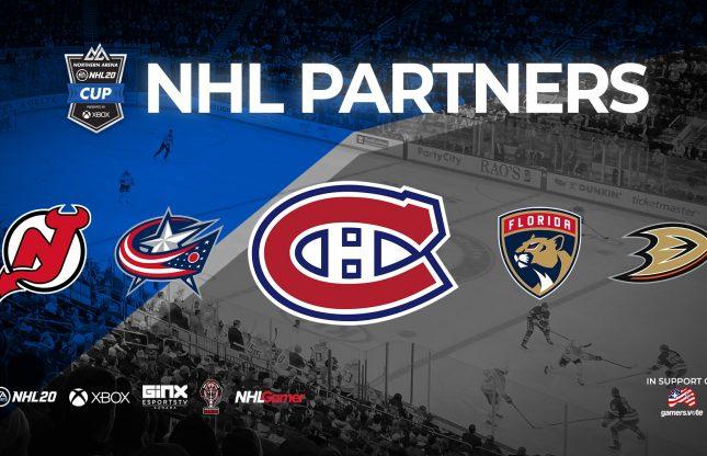 Northern Arena: Le Canadiens de Montréal parmi les partenaires pour le tournoi NHL 20 Cup