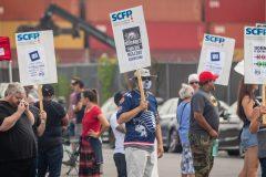 Grève au port de Montréal: l'intervention immédiate des gouvernements réclamée