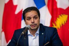 Ensemble Montréal veut bannir les techniques d'étranglement au SPVM