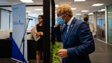 Le ministre québécois du Travail, Jean Boulet, serait en charge de la mise sur pied de ce programme de congés payés au Québec.