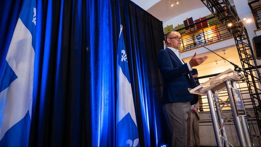 Course à la chefferie du PQ: Guy Nantel veut un président et une constitution du Québec