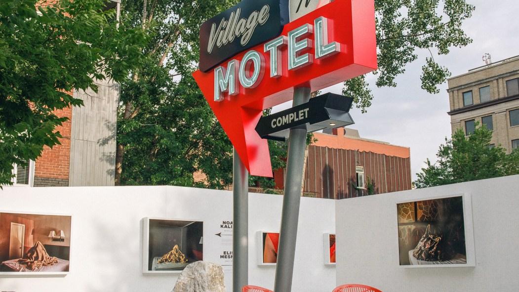 motel village