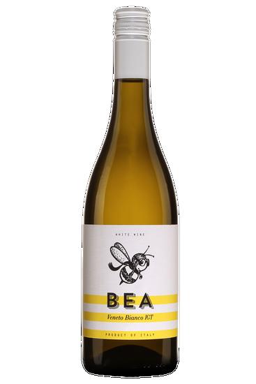 Bouteille de vin blanc BEA