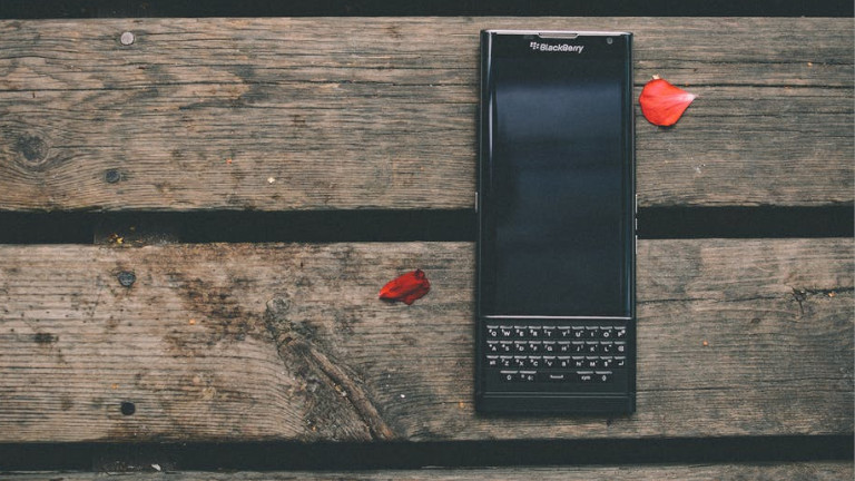 BlackBerry téléphone 5G 2021