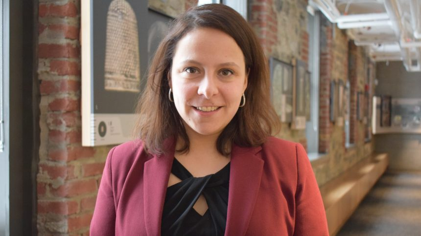 Caroline Bourgeois lance un cri du coeur pour le transport dans l'Est