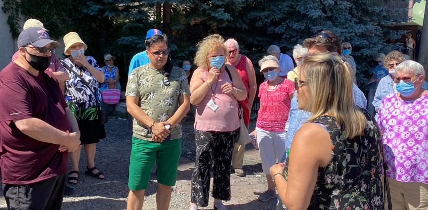 Montréal-Nord: des aînés veulent faire démanteler le corridor actif sur Gouin