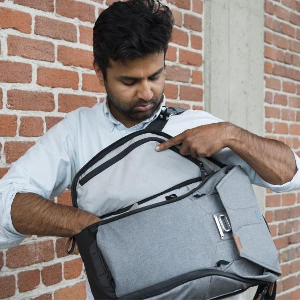 Everyday Backpack rangement sac à dos