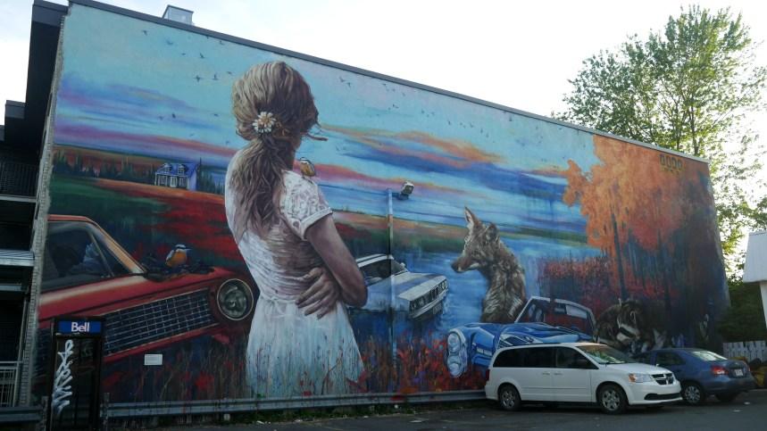 Pourquoi des murales?