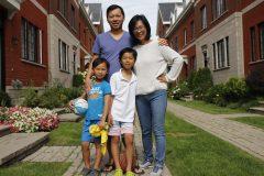 Coronavirus: une rentrée à la maison pour une famille de Saint-Laurent