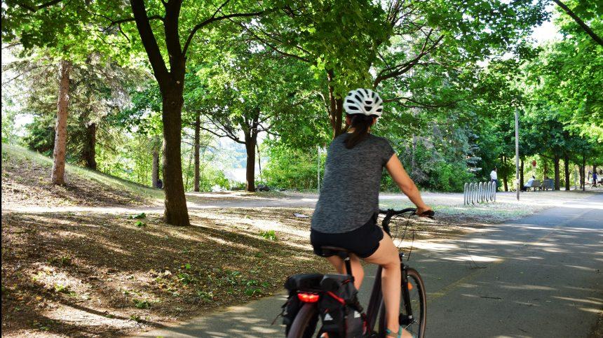 Des trajets en vélo pour s'évader