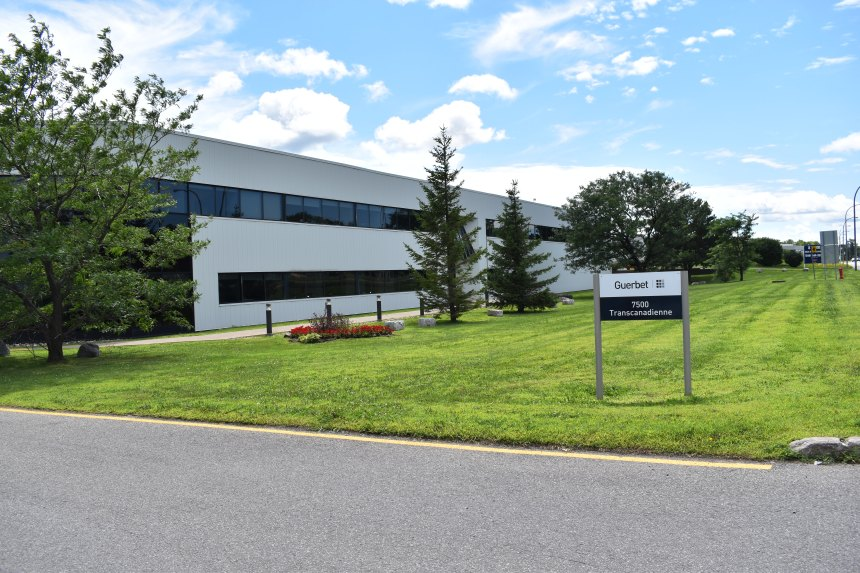 MedXL acquiert le site industriel de Guerbet à Pointe-Claire
