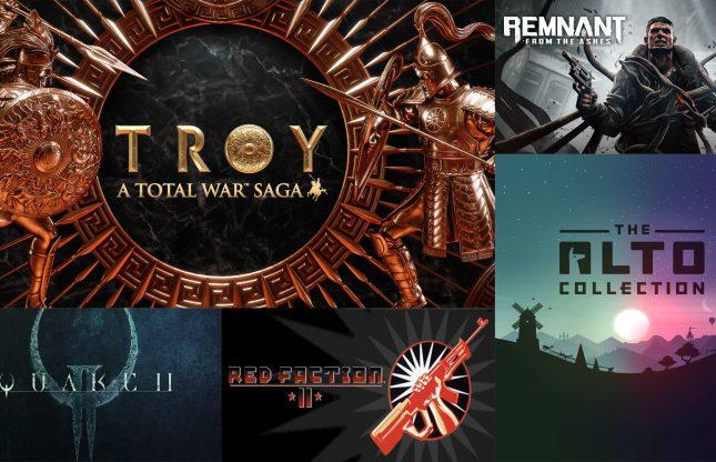 Les jeux gratuits et aubaines gaming du 13 août 2020