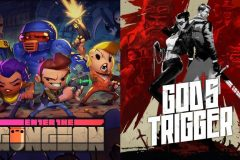 Enter the Gungeon gratuit sur l'Epic Games Store