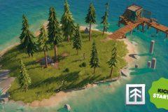 Découverte Kickstarter : Len's Island