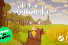 Découverte Kickstarter : The Kind Camomille