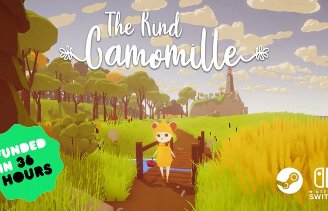Découverte Kickstarter : The Kind Camomille