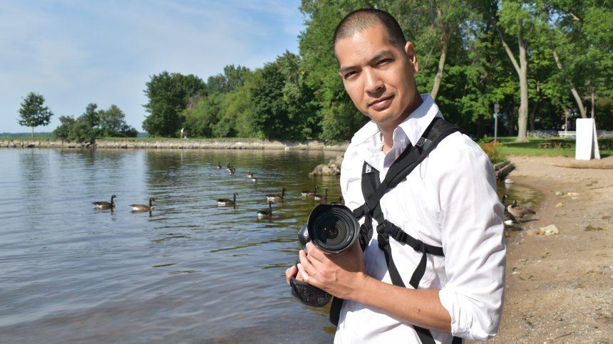 De rockeur à photographe professionnel