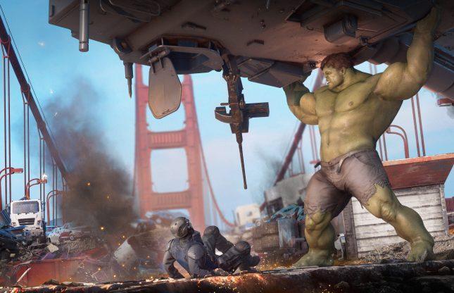 En direct ce matin: Marvel's Avengers Beta