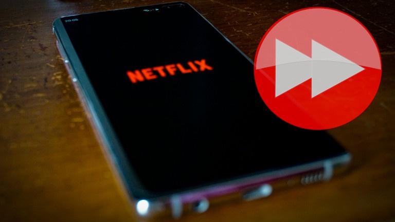 Écoutez au ralenti ou en accéléré vos films et émissions sur Netflix