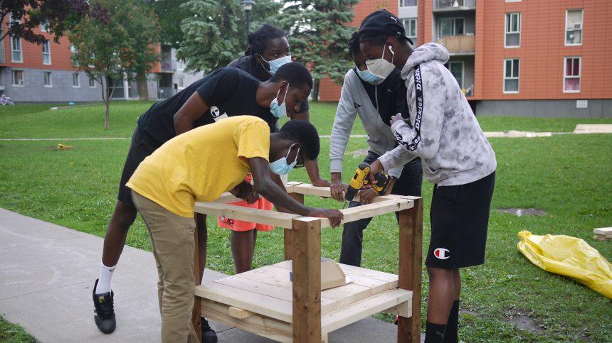Maison des jeunes de Pointe-aux-Trembles: un nouveau comité s'implique