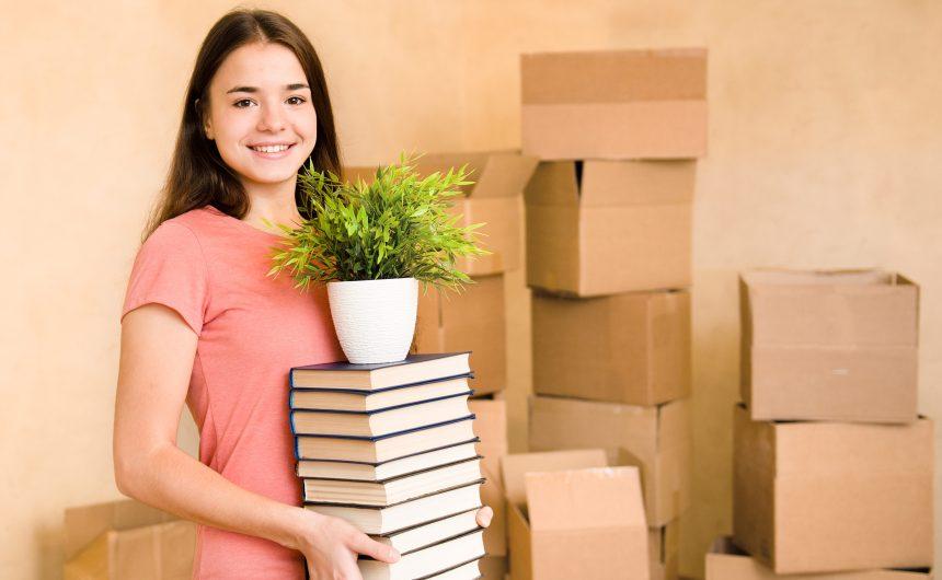 Premier appartement: des essentiels qui résisteront aux déménagements
